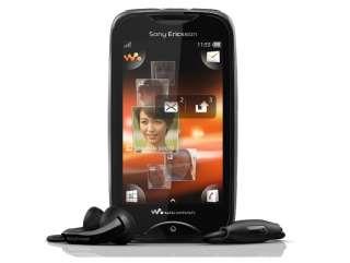 Sony Ericsson Mix Black Green Unlocked + WiFi Brand New