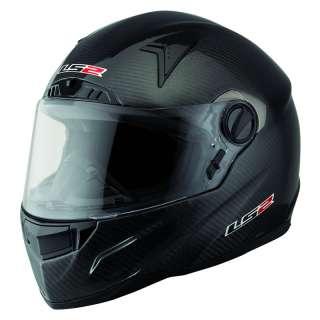 LS2 FF385 CR1 SINGLE MONO FULL FACE CARBON FIBER MOTORBIKE MOTORCYCLE