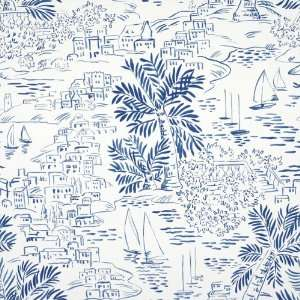 Homeport Novelty Marine by Ralph Lauren Wallpaper Home