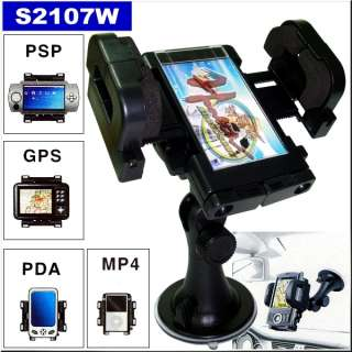 Universal Car Mount Holder F GPS PDA Phone IPhone 4G 3G