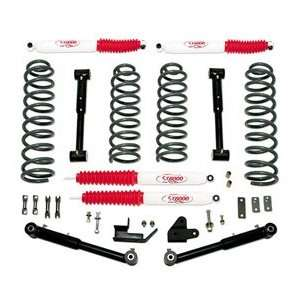 Lift Kits 1992 1998 Jeep Grand Cherokee ZJ TUF 43902: Automotive