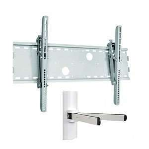 Tilt TV Wall Mount for Most 37 63 Plasma LCD LED TV Flat Panel