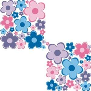 Flower Power Wall Stickers