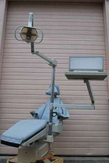 Dansereau California Dental Chair w/ Light and Viewer