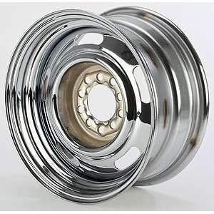 JEGS Performance Products 671220 Chrome Rally Wheel