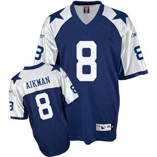Reebok Dallas Cowboys Troy Aikman Youth Retro Premier Jersey