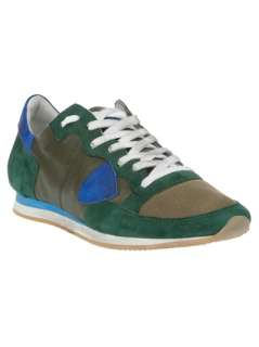 Philippe Model Leather Sneaker   Bernardelli   farfetch