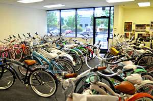 Velo Extra Padded Comfort saddle seat for bicycle bike