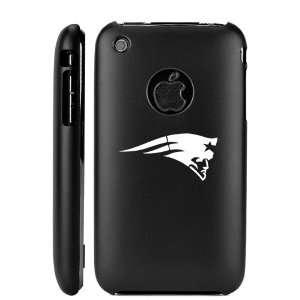 Apple iPhone 3G 3GS Black Aluminum Metal Case New England