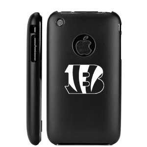Apple iPhone 3G 3GS Black Aluminum Metal Case Cincinnati