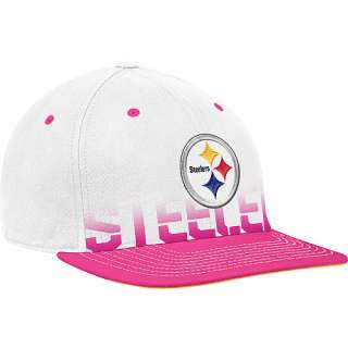 Reebok Pittsburgh Steelers Breast Cancer Awareness Sideline Player Hat