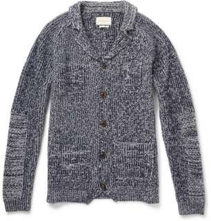 Levis Made & Crafted Wool and Cashmere Blend Cardigan  MR PORTER