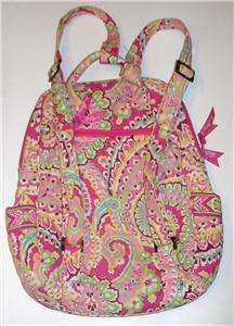 e03d28d88027 VERA BRADLEY CAPRI MELON Small Backpack Retired Pattern   Style on ...