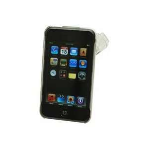 APPLE IPOD TOUCH CLEAR HARD CASE Cell Phones & Accessories