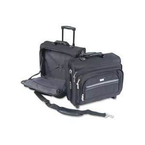 U.S. Luggage Dual Access Rolling Notebook Computer Case
