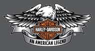 Harley Davidson Biker BOOTS Stiefel Cowboy Stiefelette