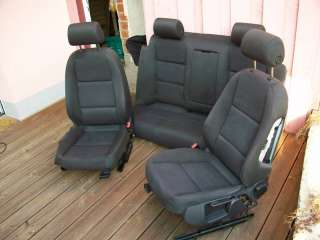 Audi A4 Sitze + Rücksitzbank Farbe Soul Top Zustand NEUER PREIS in