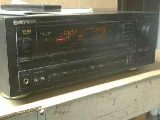 Pioneer VSX 502 5.1 Channel 100 Watt Home Theater Receiver