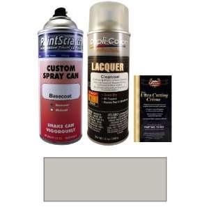 12.5 Oz. Iridum Silver Metallic Spray Can Paint Kit for 2005 Mercedes