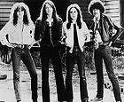 THIN LIZZY CLASSIC ROCK GROUP POSE POSTER (NOT CD).