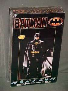 MODEL KIT HORIZON MIB Michael Keaton BATMAN DARK KNIGHT