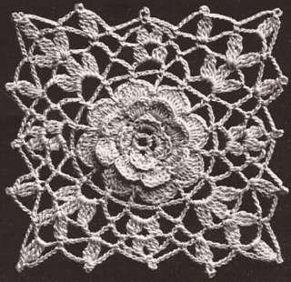 Free Motif Crochet Patterns - Crochet Pattern Bonanza