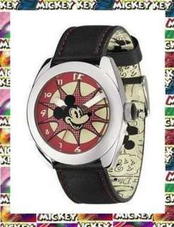 DISNEY SEIKO COMIC STRIP EDITION MICKEY MOUSE WATCH COLLECTIBLE NIB