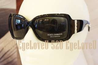 DOLCE GABBANA 6042 B sunglasses 50187 Black Gray