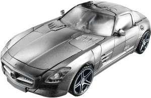 TRANSFORMERS 3 DOTM Movie Deluxe Soundwave Mercedes Benz SLS AMG