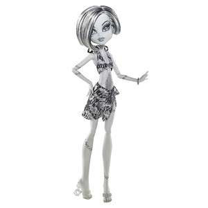 MONSTER HIGH SKULL SHORES FRANKIE STEIN LIMITED EDITION PROMO HTF MIB