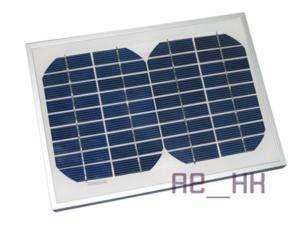 Watt 18 Volt PV Solar Power Panel 12V Battery Charger LONG LIFE TIME