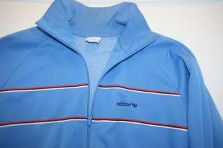 Adidas Mens Full Zip Sweat Jacket XL NEW Blue
