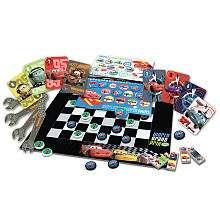 Disney Pixar Cars 2 Mille Borne Card Game   Cardinal Industries