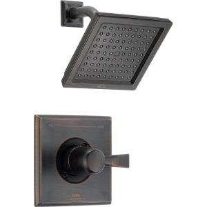 Delta Dryden Single Handle 1 Spray Shower Only Faucet in Venetian