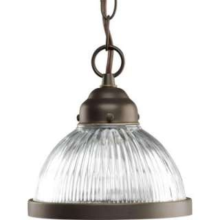 Progress Lighting Antique Bronze 1 Light Mini Pendant P5080 20 at The
