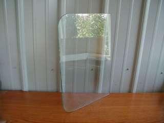 Caterpillar equipment Side Sliding Window GLASS 18 7/8x 13 3/8 #5V