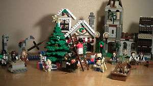 LEGO LOT Winter Toy Shop 10199, Pirates of the Caribbean 4183, 4181