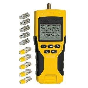 Klein Tools VDV Scout Pro Tester Kit VDV501 809 at The Home Depot
