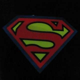 sinapanda Up and Down Light Sound Activated LED EL T Shirt Superman