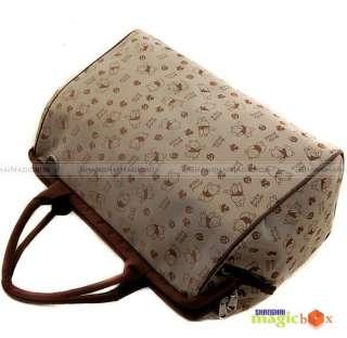 Women Travel Gym Large Space Tote Shoulder Bag #158