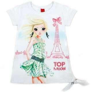 Top Model Mädchen T Shirt Regular Fit 85055  Bekleidung