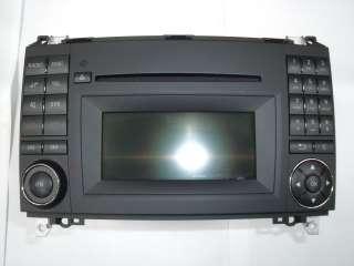 Mercedes Benz Auto Radio Audio 20 CD A1699002000 Vito Viano 639