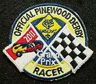 BSA 2011 Dated Pinewood Derby Grand Prix Racer official Cub Scout