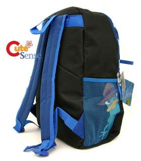 Phineas and Ferb Agent P School Backpack  16 Large Bag