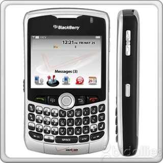 BLACKBERRY 8330 CURVE VERIZON CAMERA GPS PDA CELL PHONE