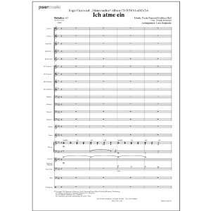 Roger Cicero   Ich atme ein   Big Band / Blasorchester (Noten)