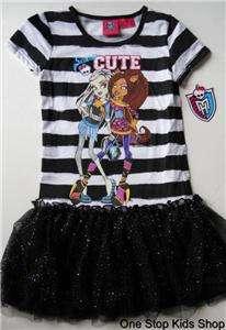HIGH Girls 6 6X 7 8 10 12 Set DRESS Outfit Shirt Tutu Skirt Top