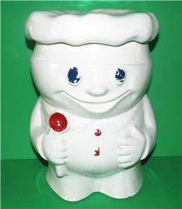 Bob Baker Pillsbury Dough Boy McCoy Cookie Jar