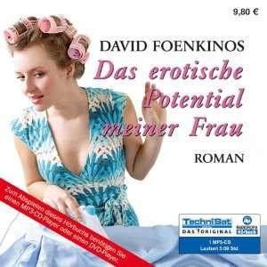 Frau (1 MP3 CD): .de: David Foenkinos, Johannes Nehlsen: Bücher