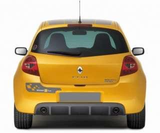Renault Sport Clio RS F1 Team Aufkleber